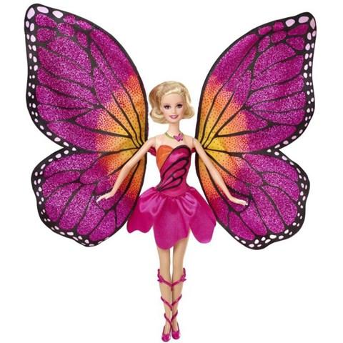 Mariposa Barbie nho Y6372