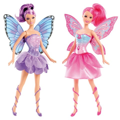Nang tien buom Barbie Y6374