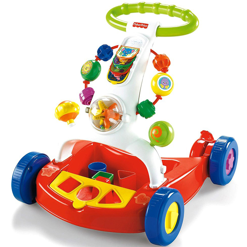 Xe tap di da nang Fisher Price K6670