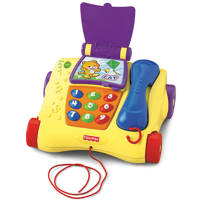 Do choi dien thoai tap dem Fisher Price N7322