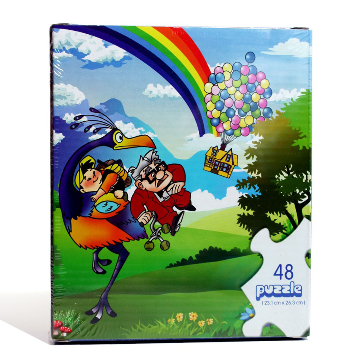 Xep hinh Puzzle up WD234