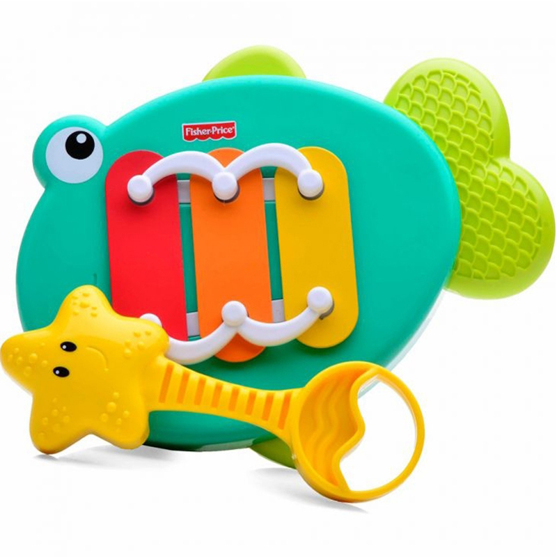 Do choi dan nhac ca vang Fisher Price Y2773