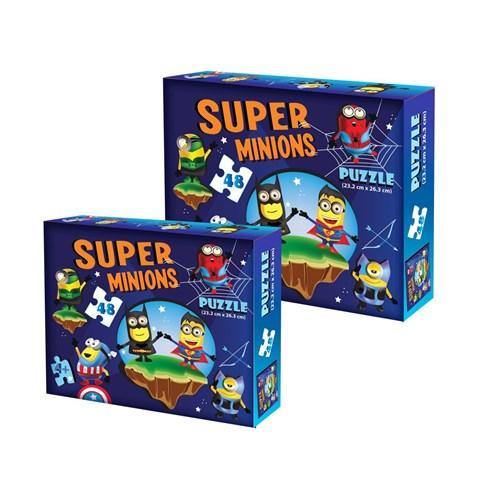 Do choi xep hinh Puzzle Super Minions WD265