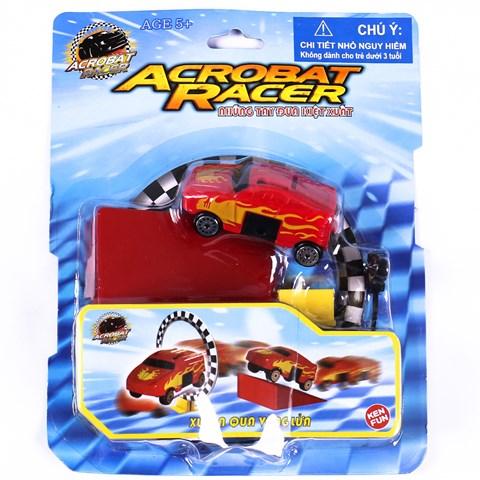 Xe do choi Acrobat Racer - Xuyen qua vong lua