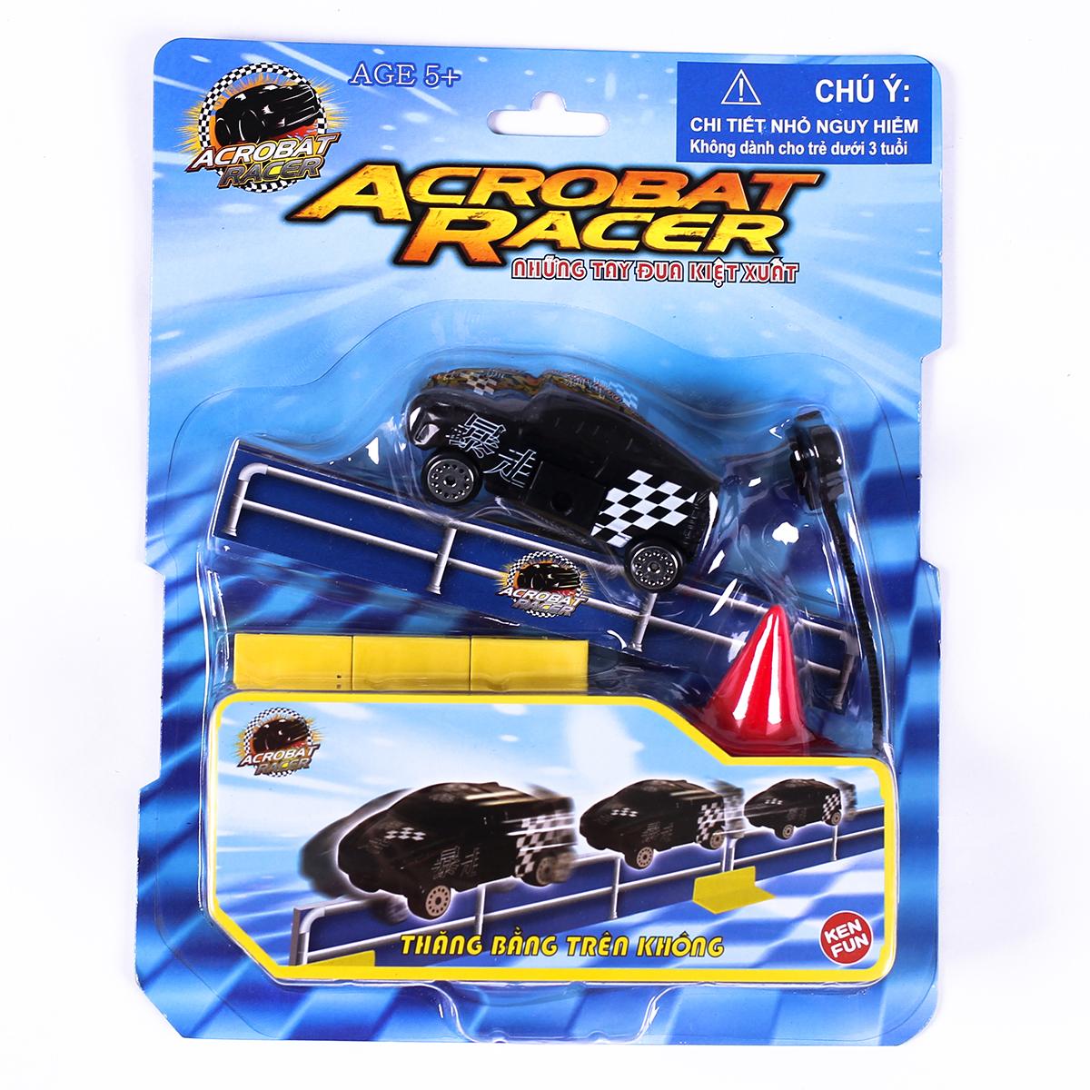 Xe do choi Acrobat Racer - Thang bang tren khong