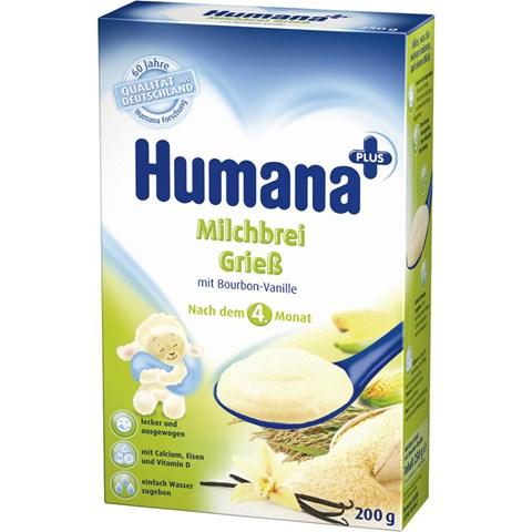 Bot an dam Humana cho be co dia di ung