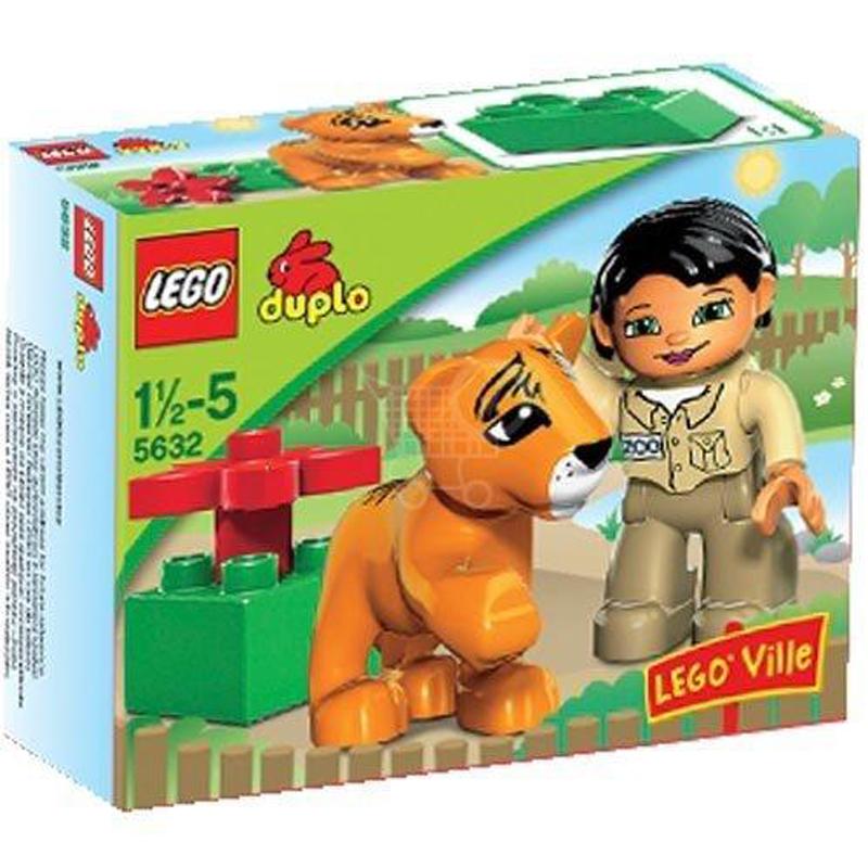 Lego Duplo 5632 - Cham soc dong vat