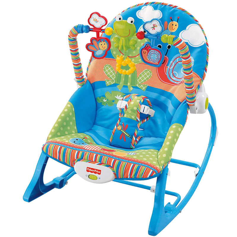 Ghe rung Fisher Price X7033 cho be