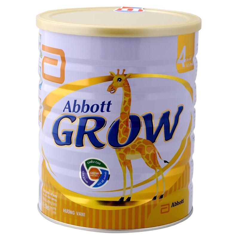 Sua Abbott Grow 4 400g
