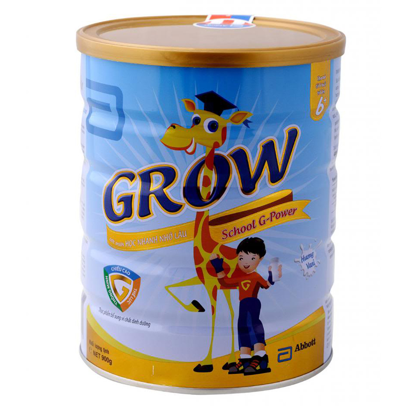 Sua Abbott Grow G-Power Vanilla 900g
