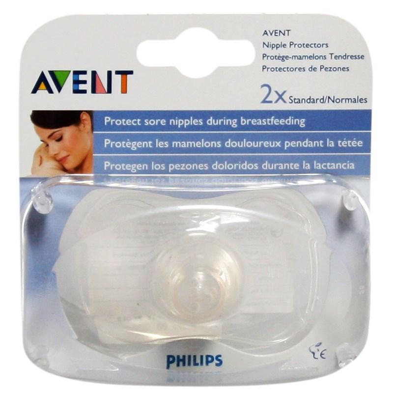Miếng bảo vệ đầu ngực avent 21mm