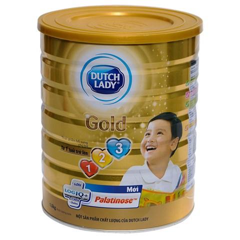 Sua bot Dutch Lady 123 gold (1.5kg)