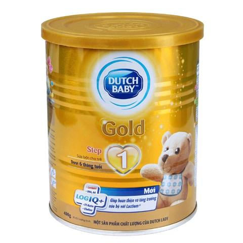 Sua Dutch Baby gold step 1 (400g)