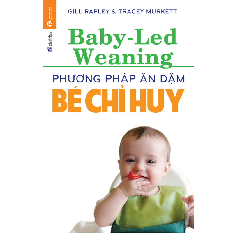 Phuong phap an dam be chi huy (Baby - Led Weaning)