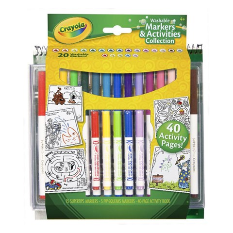But giay to mau Crayola 045715A000