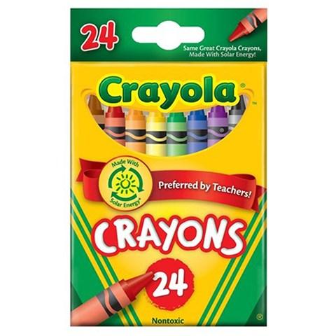 But mau Crayola 43012