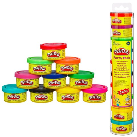 Do choi Play-Doh Ong bot nan 10 mau