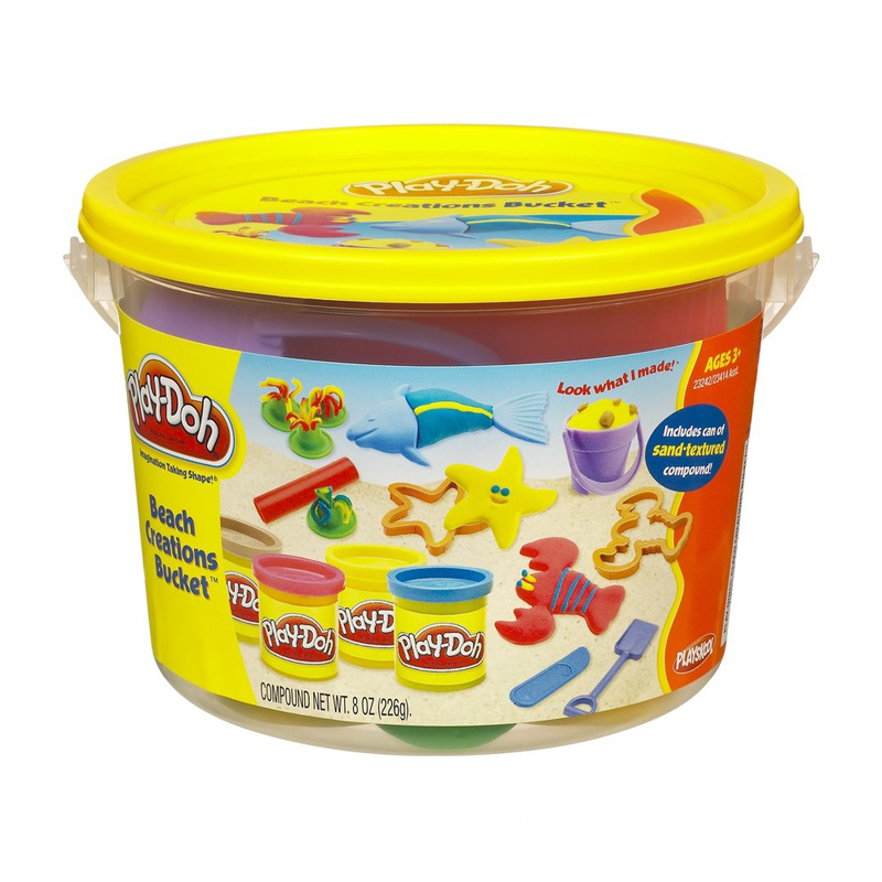 Do choi Play-Doh The gioi sac mau