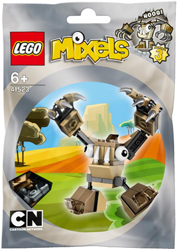 Mo hinh LEGO Mixels Sinh Vat Hoogi - 41523