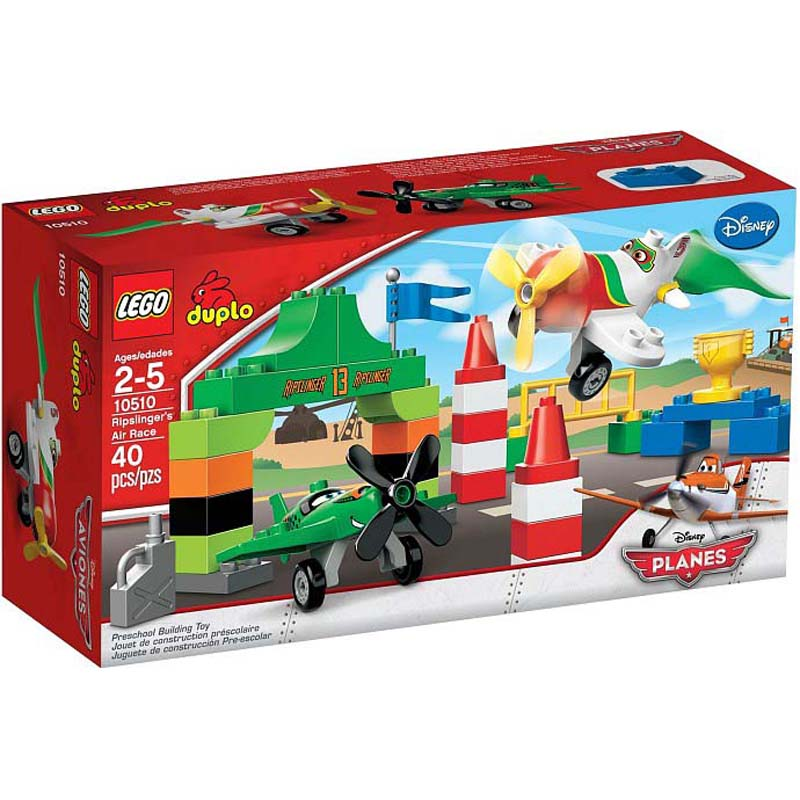 Do choi LEGO Duplo 10510 - Vong dua tren khong