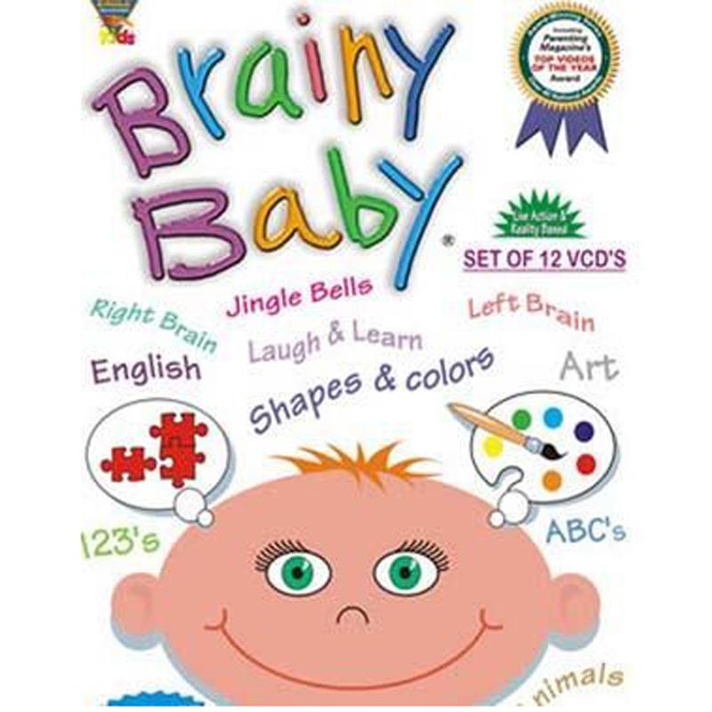 Bo dia Brainy Baby - Kich thich tri tue cua be