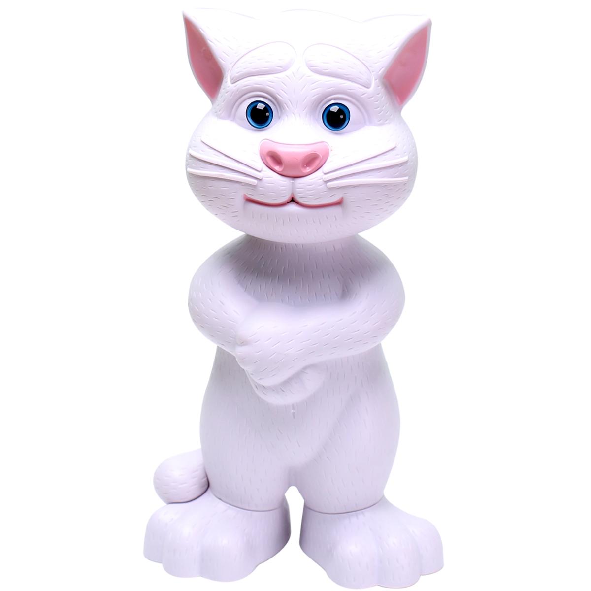 Do choi meo nhai tieng Viet Talking tom cat loai nho