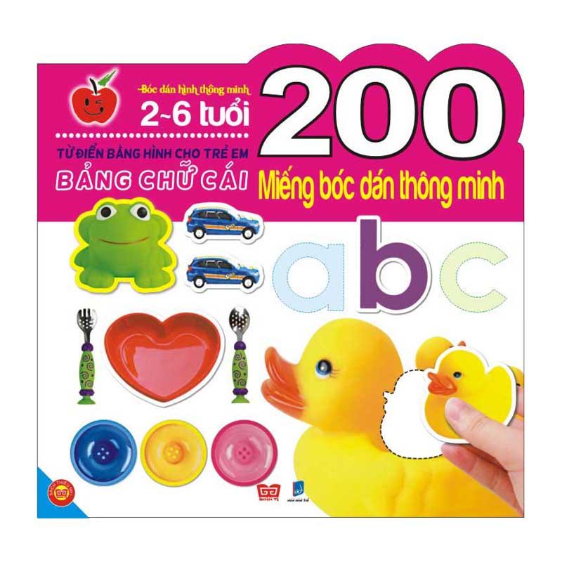 200 mieng boc dan thong minh - Bang Chu Cai