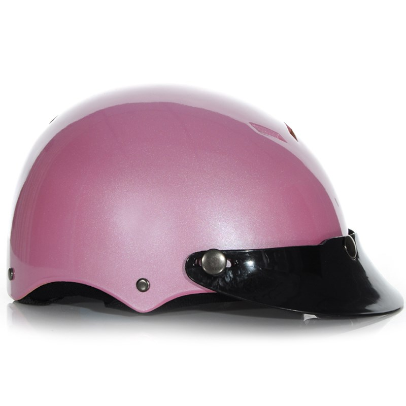 Mũ bảo hiểm Protec Kitty màu hồng size M