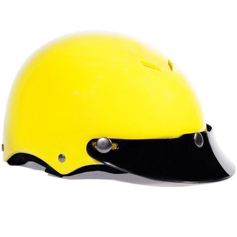 Mũ bảo hiểm Protec Kitty màu vàng size M