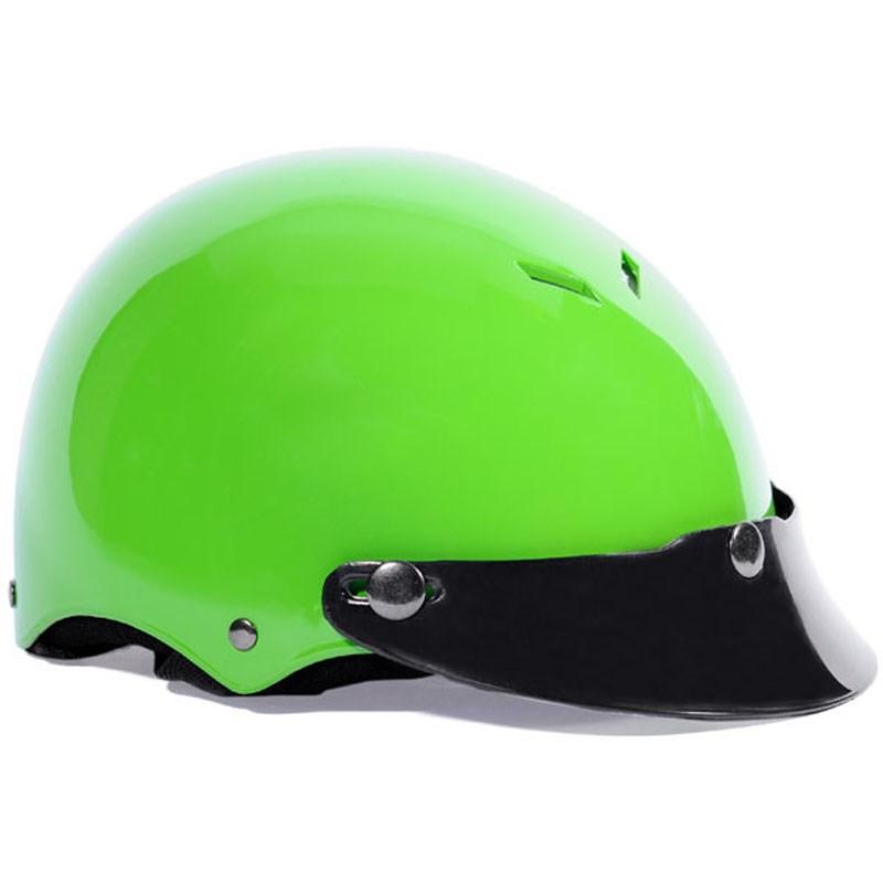 Mũ bảo hiểm Protec Kitty màu xanh lá size M
