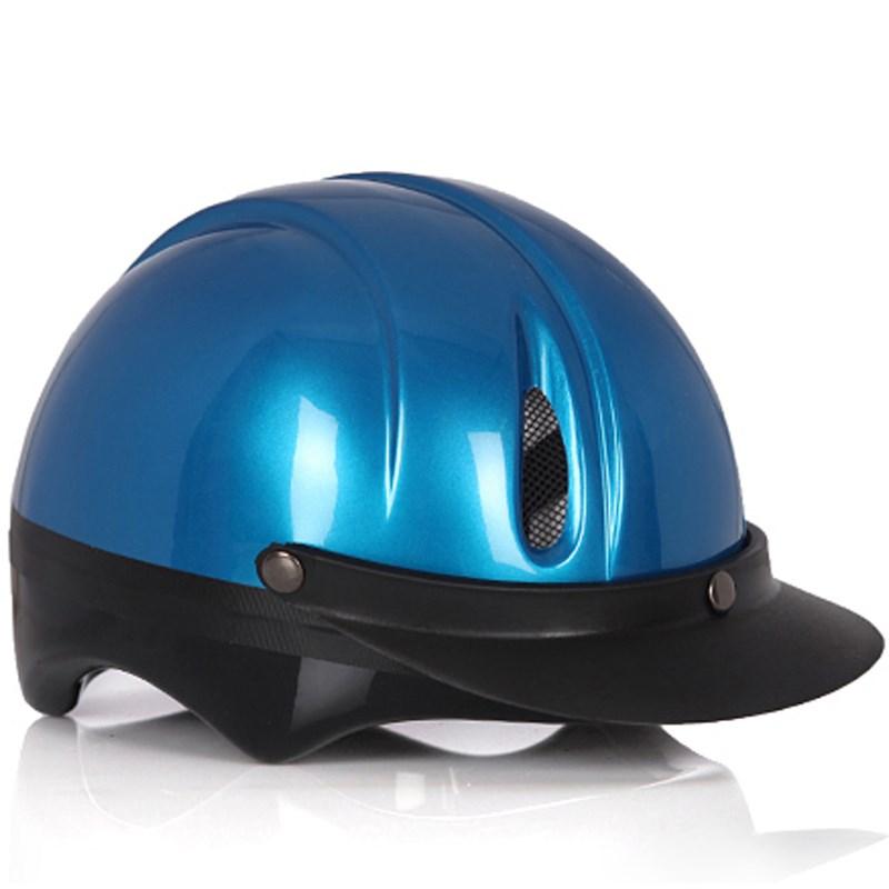 Mũ bảo hiểm Protec Saga màu xanh dương size S