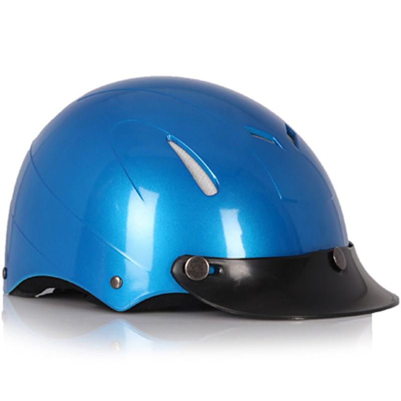 Mũ bảo hiểm Protec Disco màu xanh dương size L
