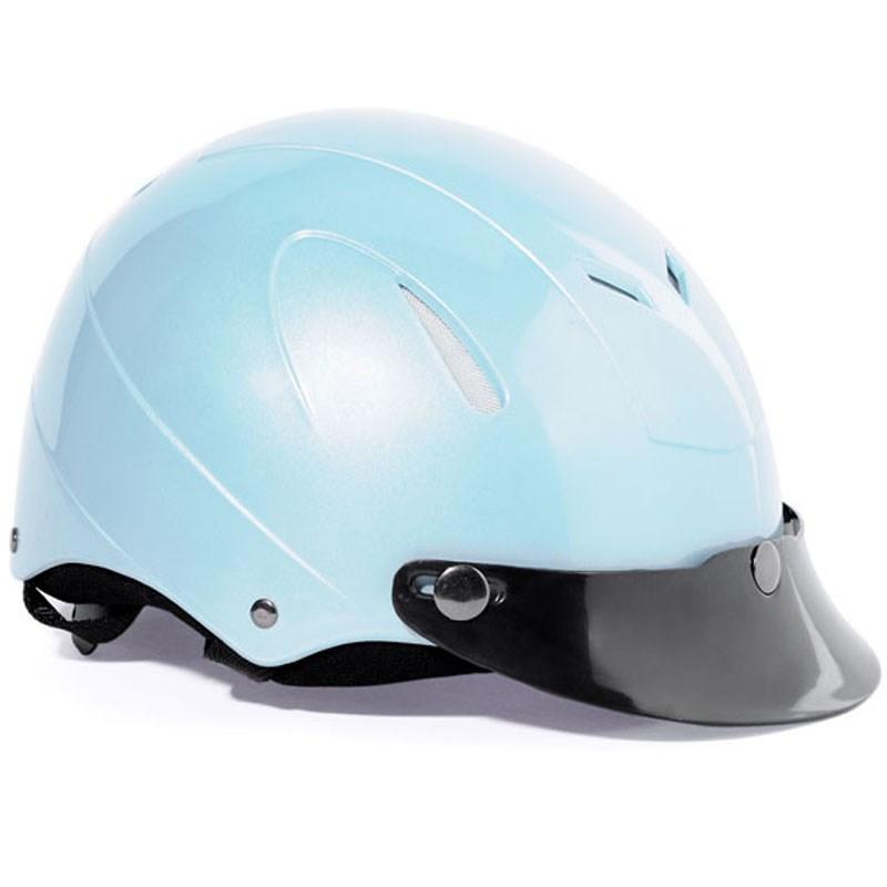 Mũ bảo hiểm Protec Disco màu xanh lơ size L
