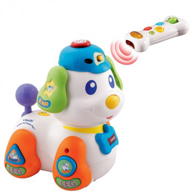 Do choi cho Puppy Vtech