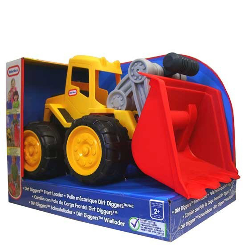 Xe xuc cat Little Tikes