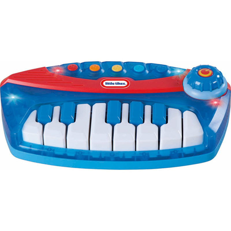 Dan Keyboard (co den) PopTunes™ Fire & Ice Keyboard