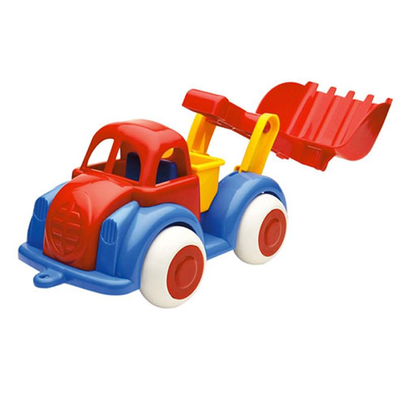 Do choi Viking Toys - Xe dao dat 25cm