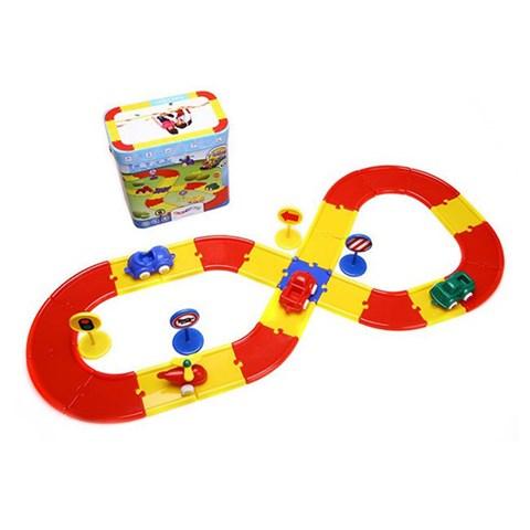 Do choi Viking Toys - Duong giao thong so 8