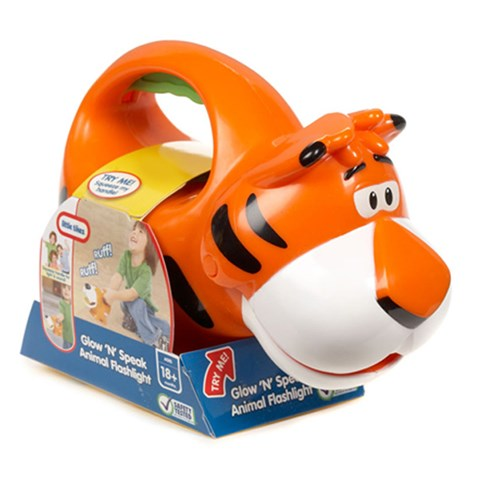Do choi mo hinh thu - Den pin ho van Little Tikes