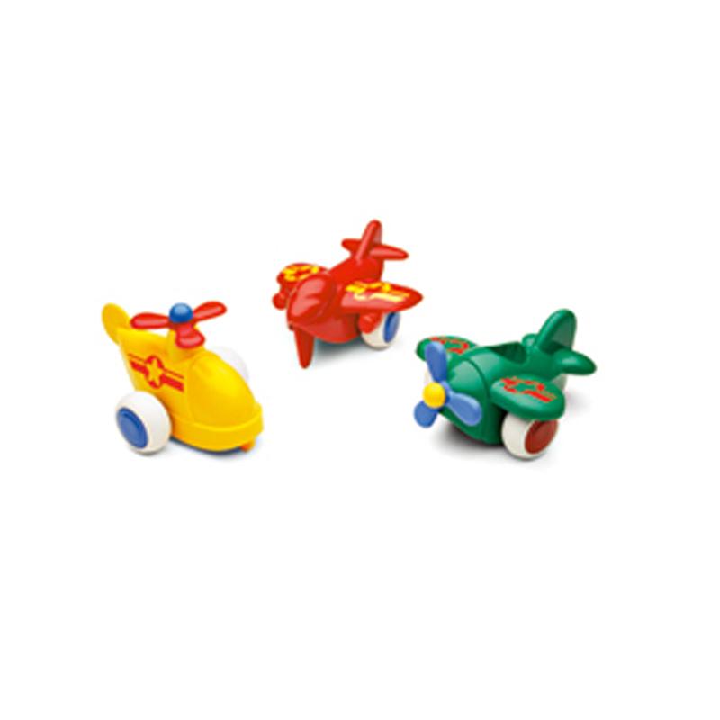 Do choi Viking Toys - Bo suu tap may bay 10cm