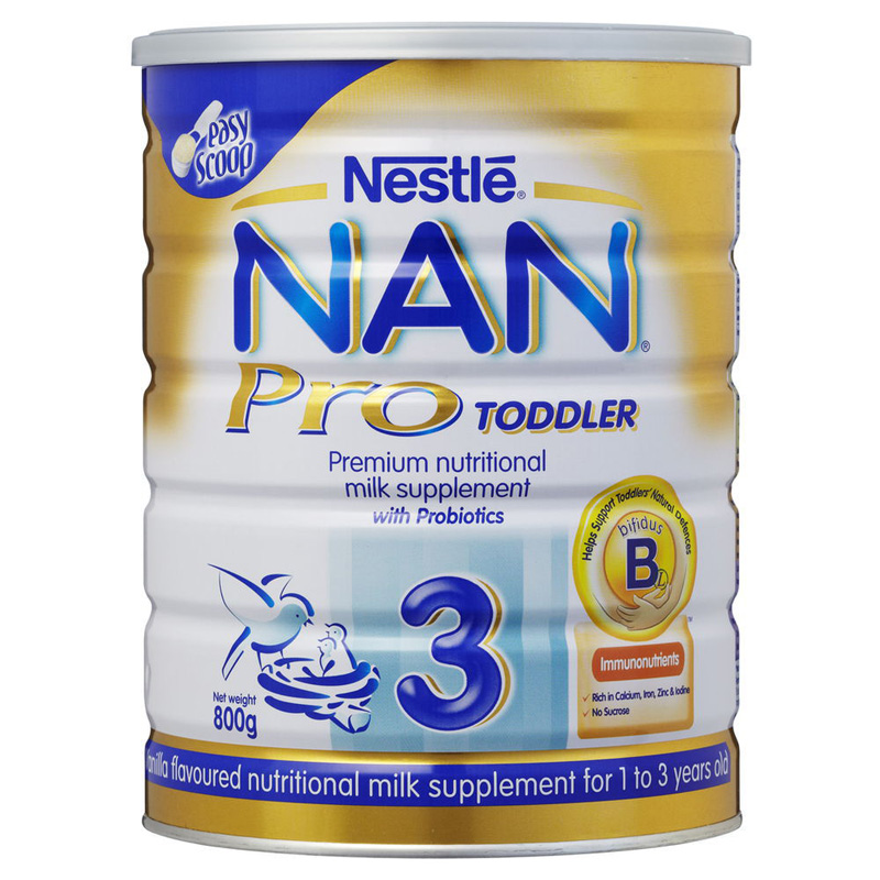 Sua NAN Pro so 3 - 800g