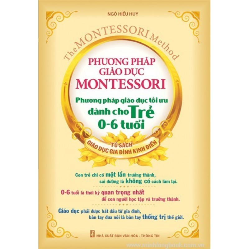 Sach Phuong phap giao duc Montessori
