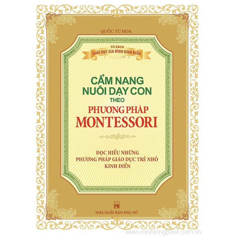 Cam Nang Nuoi Day Con Theo Phuong Phap Montessori