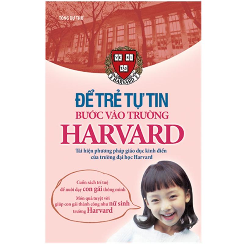 De tre tu tin buoc vao truong Harvard