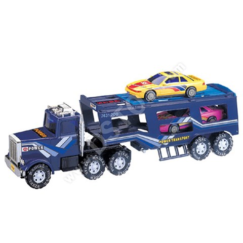 Xe Container van chuyen xe hoi Deasung Toys DS806