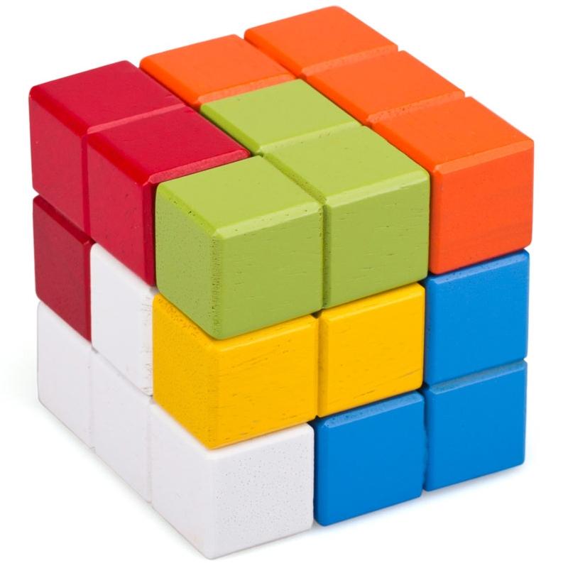 Rubik 7 mau WinwinToys - 60132