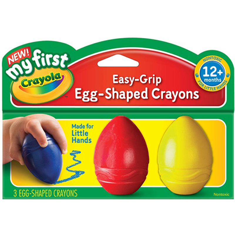 But sap Crayola 3 mau hinh trai trung