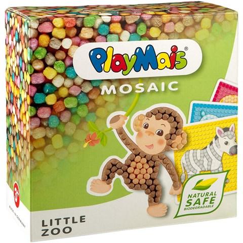 Hop ghep hinh Playmais PM0274 Mosaic so thu