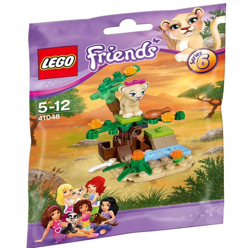 Lego 41048 - Dong co Xavan cua su tu