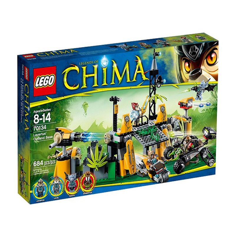 Do choi Lego 70134 can cu cua Lavertus